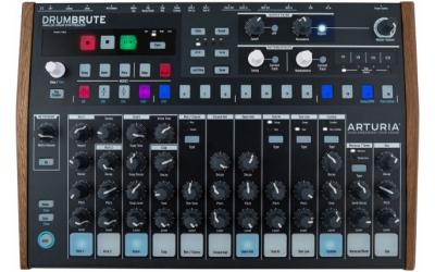 Arturia DrumBrute аналоговая драм машина