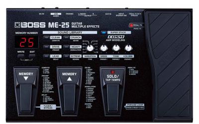 BOSS ME-25 гитарный процессор