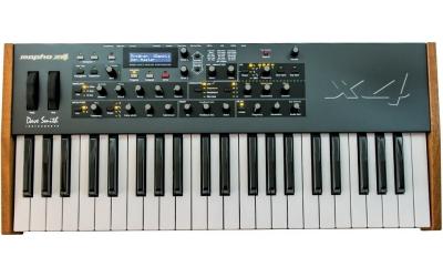 Dave Smith Mopho x4 Keyboard аналоговый синтезатор