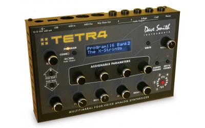 Dave Smith Tetra аналоговый звуковой модуль