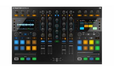 Native Instruments Traktor Kontrol S5 DJ-контроллер