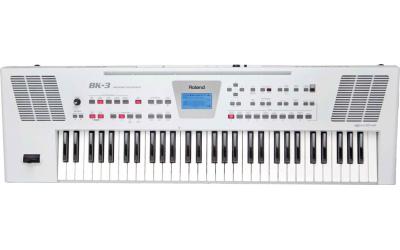 Roland BK-3-WH синтезатор с автоаккомпаниментом