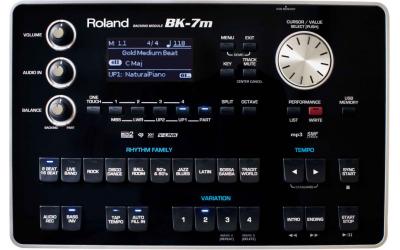 Roland BK-7M звуковой модуль с автоаккомпанементом