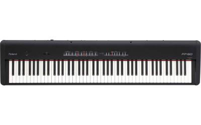 Roland FP-50-BK цифровое пианино