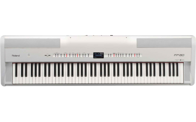 Roland FP-80-WH цифровое пианино