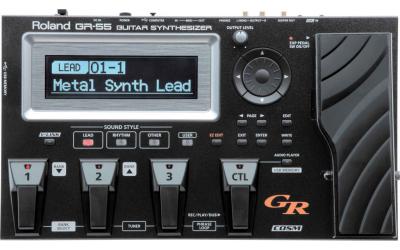 Roland GR-55S-BK гитарный синтезатор