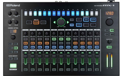 Roland MX-1 микшер с эффектами