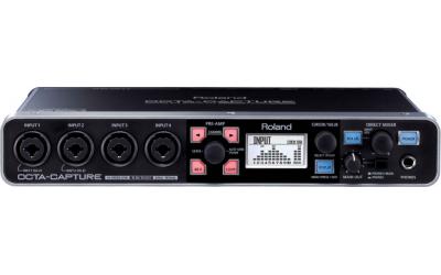 Roland Octa-Capture UA-1010 аудио интерфейс для звукозаписи