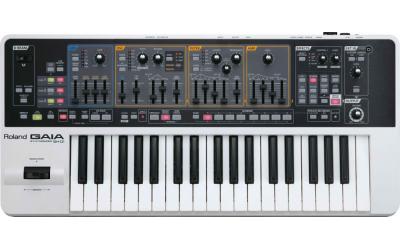 Roland GAIA SH-01 аналоговый синтезатор