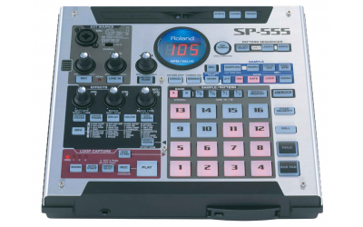 Roland SP-555 грувбокс