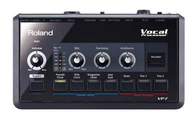 Roland VP-7 голосовой процессор