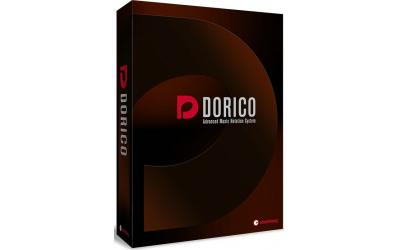 Steinberg Dorico программный секвенсор