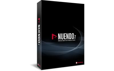 Steinberg Nuendo 7 программный секвенсор