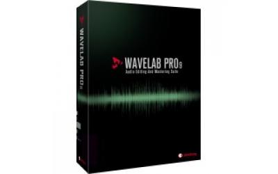 Steinberg WaveLab Pro 9 программный аудио редактор